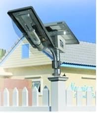 โคมไฟโซล่าเซลล์ถนนหรือติดกำแพง (ไม่รวมเสา) ราคาครบชุด 7800  บาท ไม่รวมค่าจัดส่งเหมาะสำหรับ ใช้ส่องสว่างพื้นที่ ที่ไฟฟ้าเ...