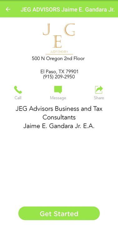JEG Advisors
