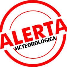 """AVISO A LA COMUNIDAD:Atento la alerta meteorológica emitida por las autoridades locales por la tormenta tropical """"Nichol..."""